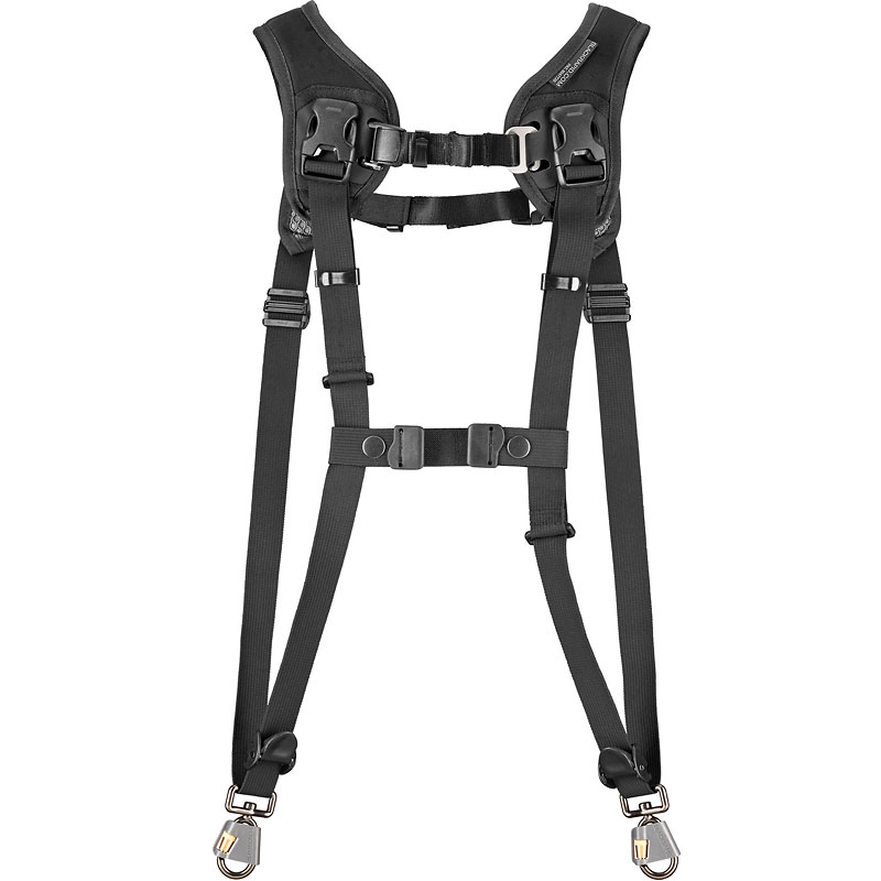 BlackRapid Double Breathe Slim Fit Camera Harness - BR361004