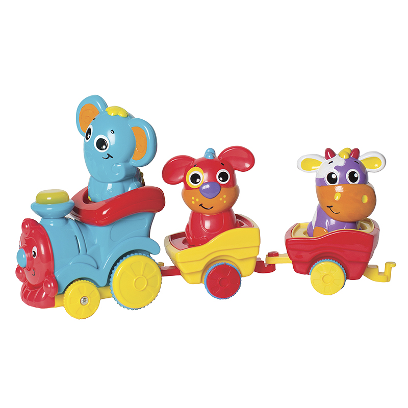 Playgro Fun Friends Choo Choo Train