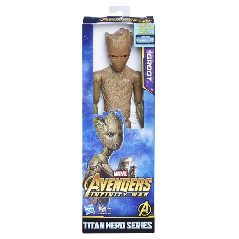 Marvel Avengers 12in Titan Hero - Assorted
