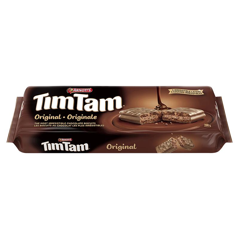 Tams Near Me >> Arnott S Tim Tam Original 200g