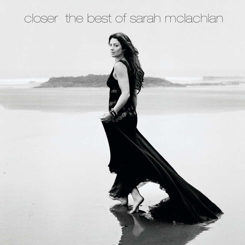 Sarah McLachlan - Closer: The Best of Sarah McLachlan - CD