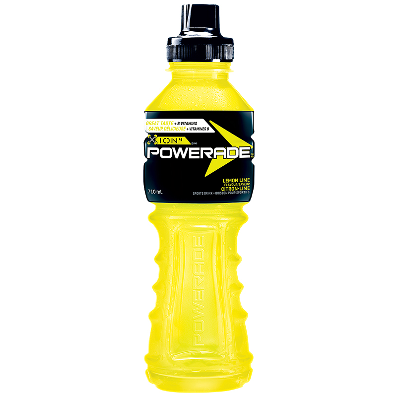 Powerade ION4 Sport Drink - Lemon Lime - 710ml