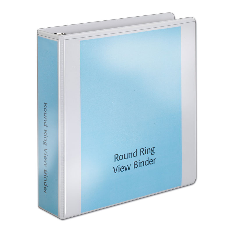 London Drugs View Binder - 2""