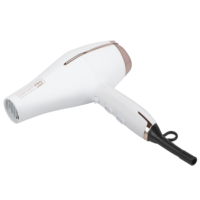 Infiniti Pro By Conair 1875W Full Size Tourmaline Ceramic Soft Touch Dryer - 362C