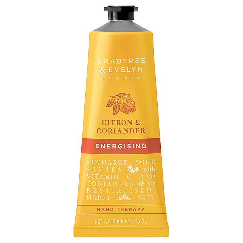 Crabtree & Evelyn Citron & Coriander Energising Hand Therapy - 100g