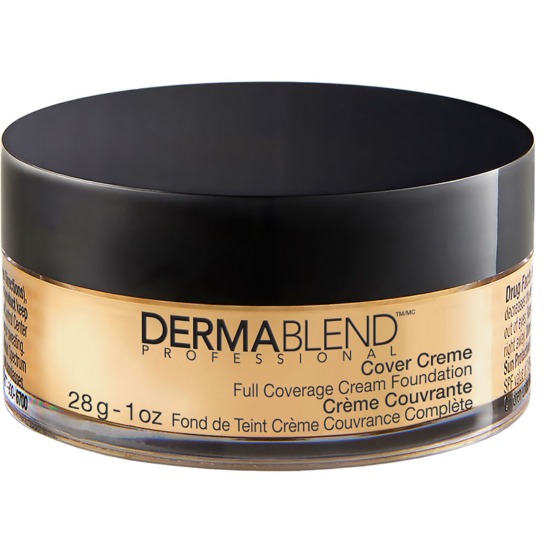 Dermablend Professional Cover Creme Full Coverage Cream Foundation - Natural Beige 25N