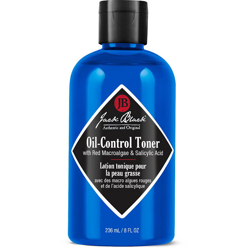 Jack Black Oil-Control Toner - 236ml