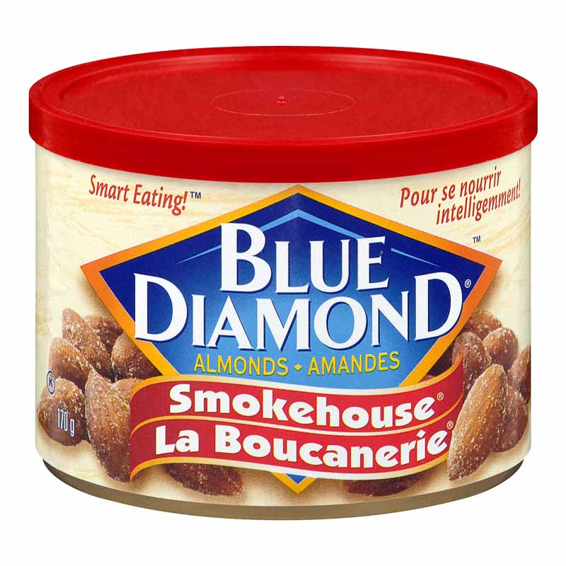 Blue Diamond Almonds - Smokehouse - 170g