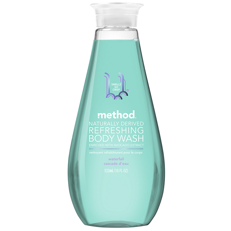 Method Refreshing Body Wash - Waterfall - 532ml
