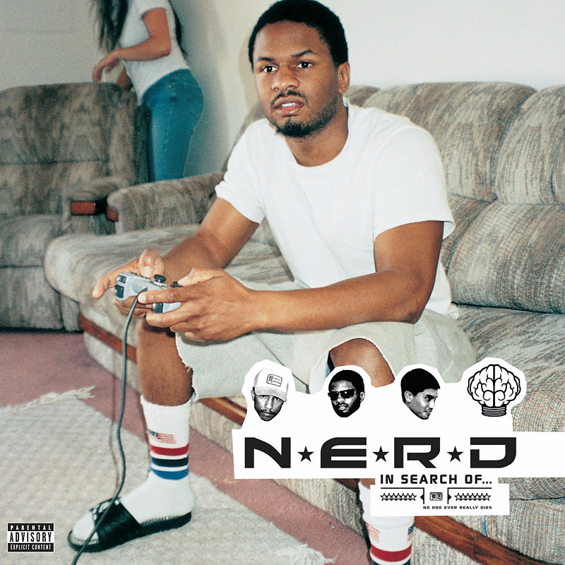 N.E.R.D. - In Search of… - Vinyl