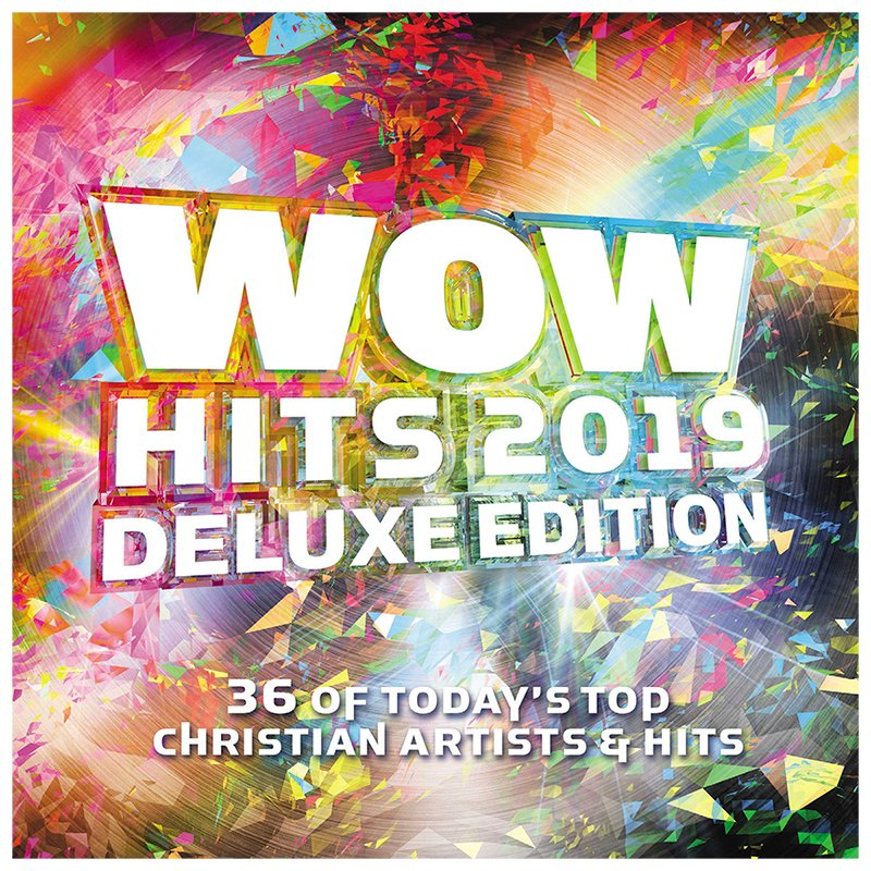 Various Artists - WOW Hits 2019: Deluxe Edition - 2 CD