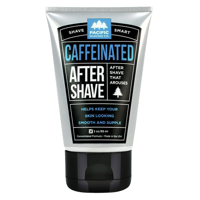 Pacific Shaving Company Caffeinated Aftershave - 89ml