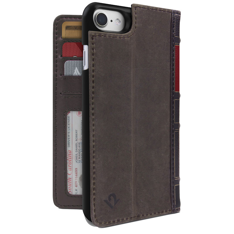 Twelve South BookBook for iPhone 7 - Brown - TS121658