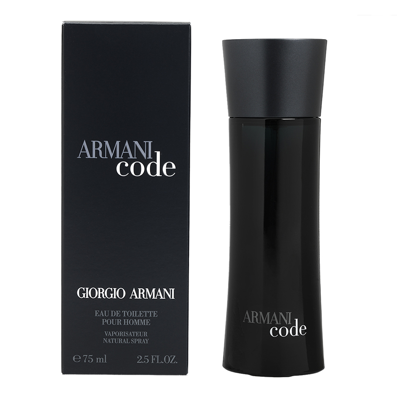 ef4c9c59077 Giorgio Armani Code Eau de Toilette - 75ml