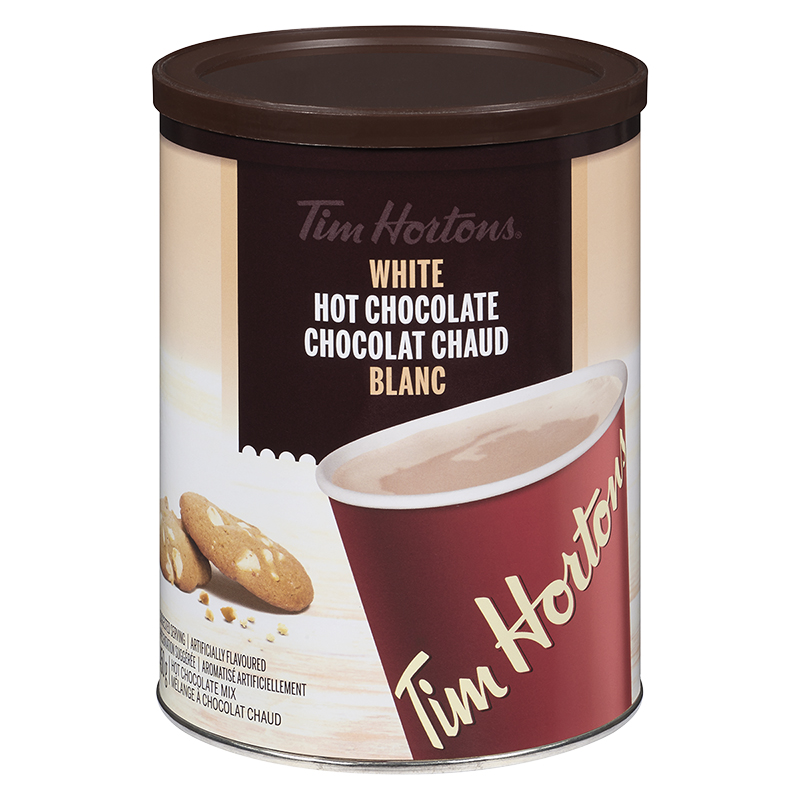 Tim Hortons White Hot Chocolate Mix - 450g