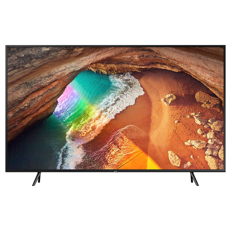 Samsung 65-in QLED 4K Smart TV - QN65Q60RAF