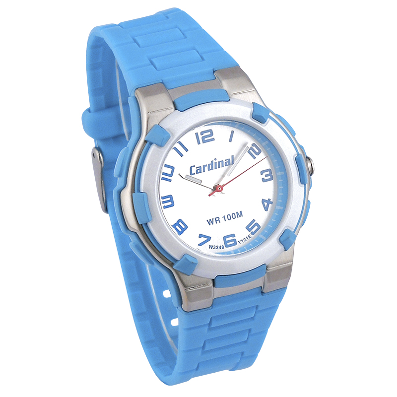 Cardinal Ladies Casual Watch - Turquoise/White - 3248