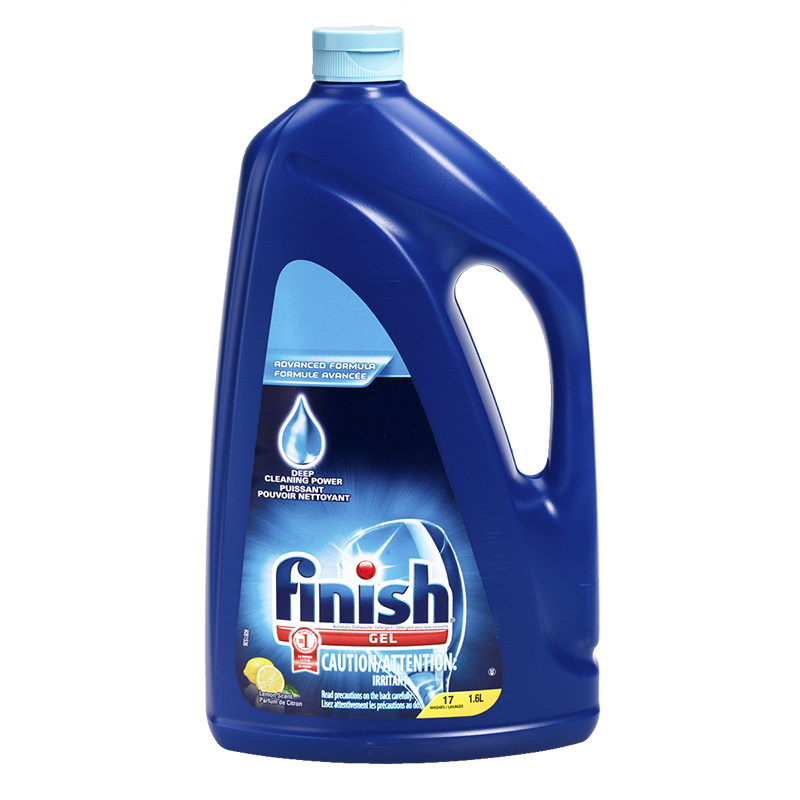 Finish Gel Lemon - 1.6L