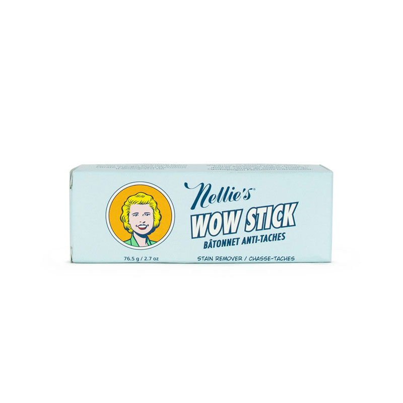Nellies' Wow Stick Stain Remover - 76.5g