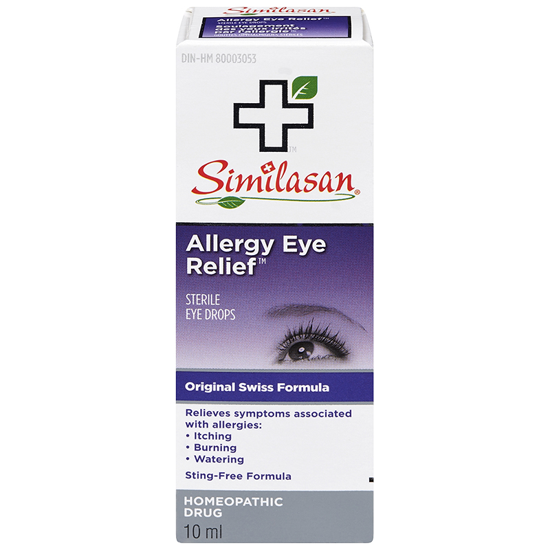 Similasan Allergy Eye Relief Eye Drops - 10ml
