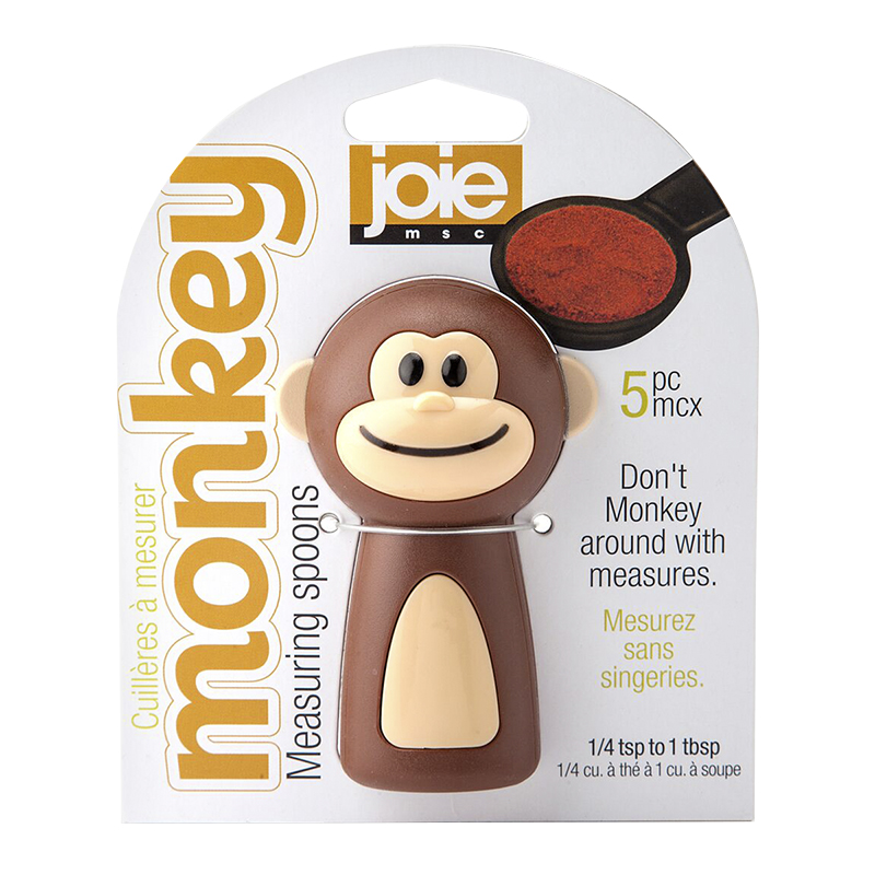 MSC Monkey Measuring Spoons - Assorted