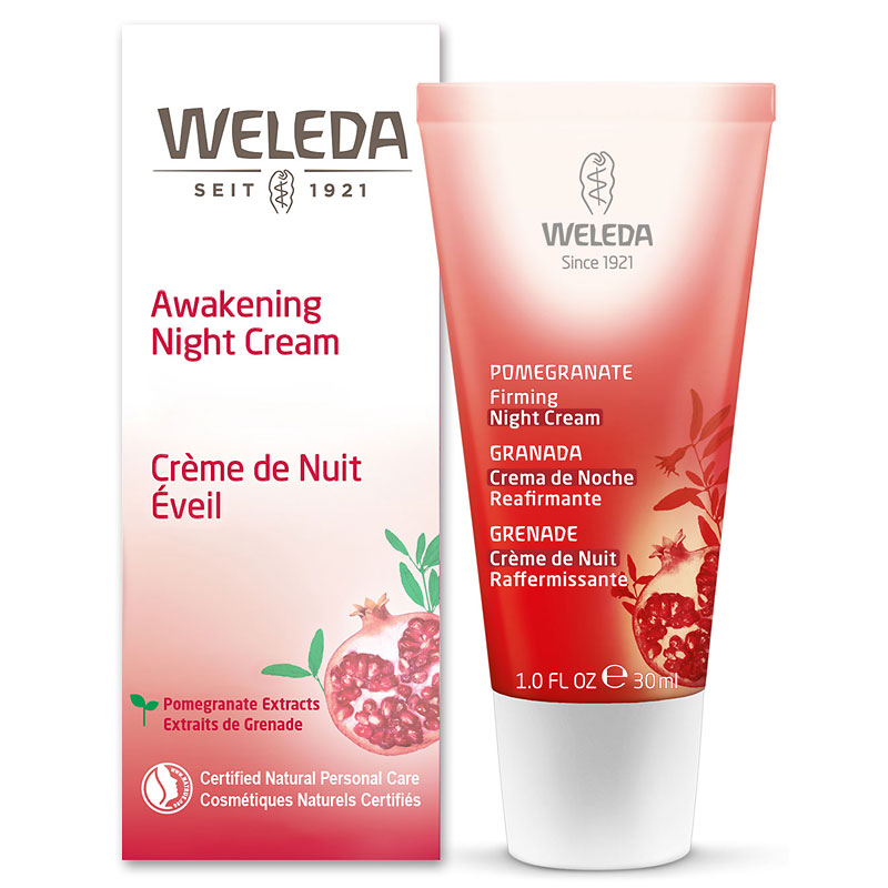 Weleda Pomegranate Awakening Night Cream - 30ml