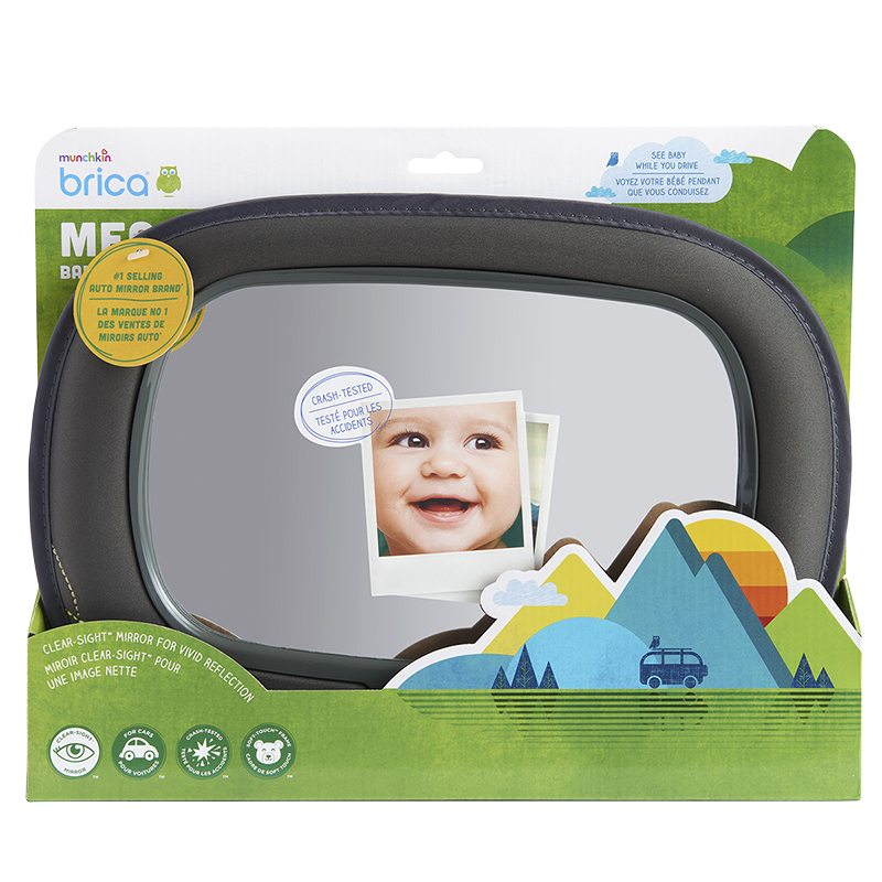 Munchkin Baby In-Sight Car Mirror