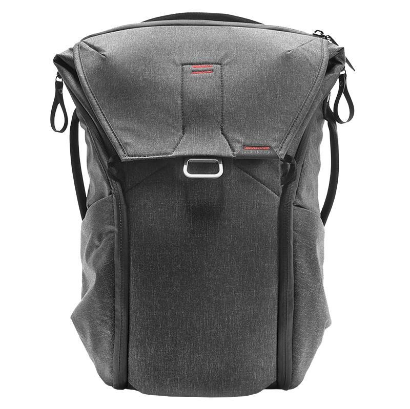 656e5c1d57 Peak Design Everyday Backpack - 20L - Charcoal - BB-20-BL-1