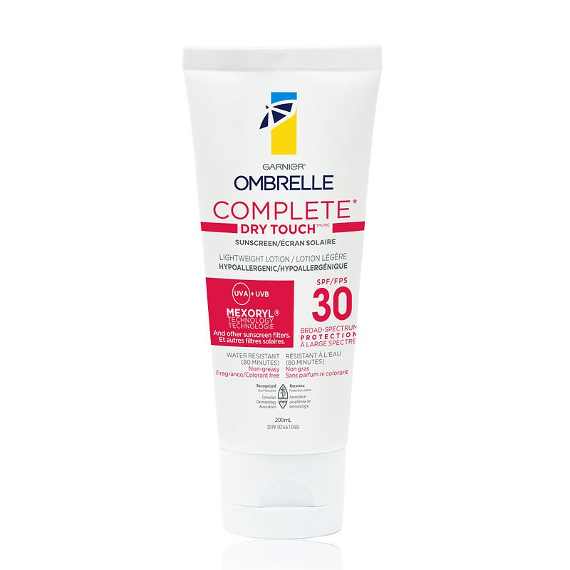 Ombrelle Complete Sensitive Advance Sunscreen Lotion - SPF 30 - 200ml