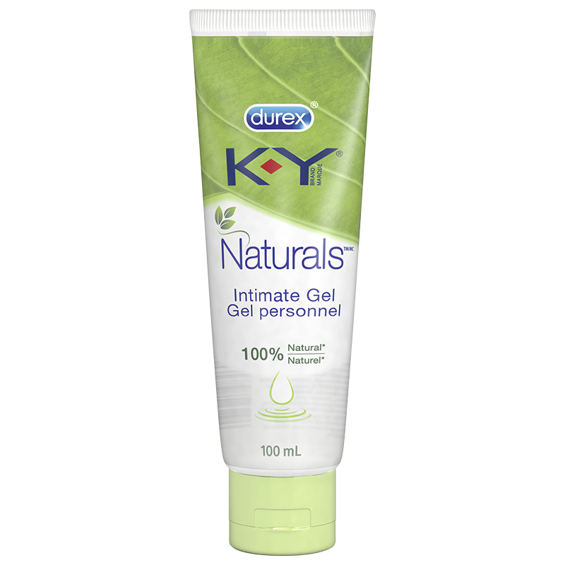 K-Y® Naturals Intimate Gel - 100ml