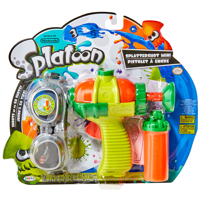 Splatoon Splattershot Blast - 55252
