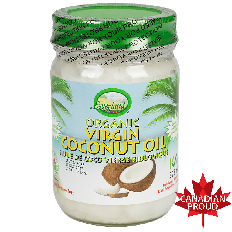 Everland Virgin Coconut Oil - 375ml