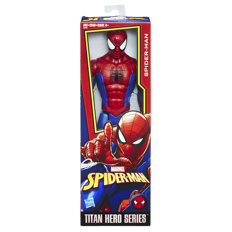 Spiderman Titan Power Pack Figure