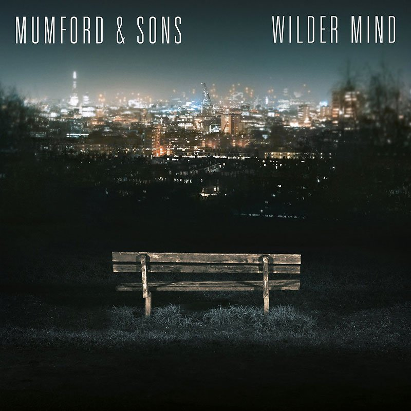 Mumford & Sons - Wilder Mind - CD