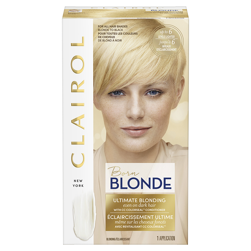 Clairol Born Blonde Ultimate Blonding - All Hair Shades