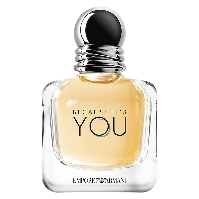 Emporio Armani Because It's You for Her Eau de Parfum - 50ml