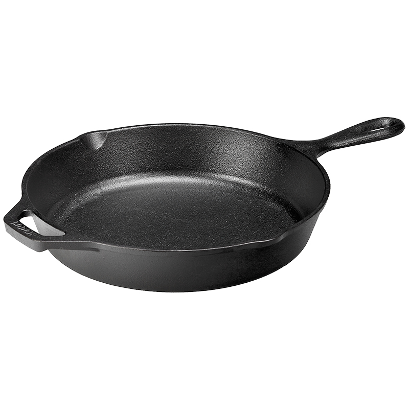 Lodge Cast Iron Skillet - Black - 12inch