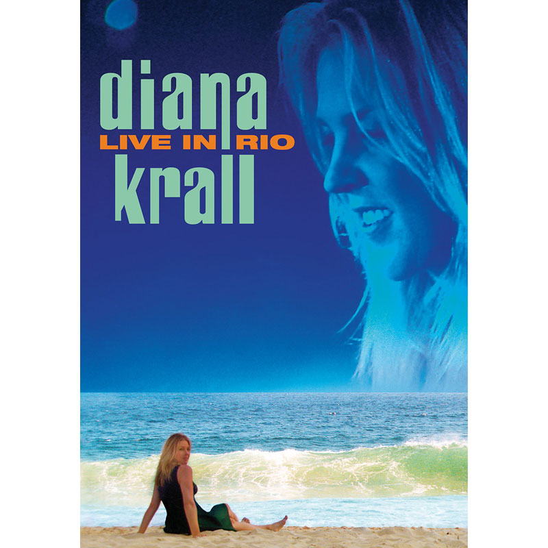 Diana Krall: Live in Rio - DVD