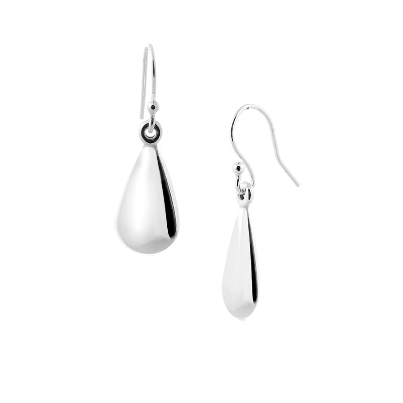 Charisma Stainless Steel Drop Earrings
