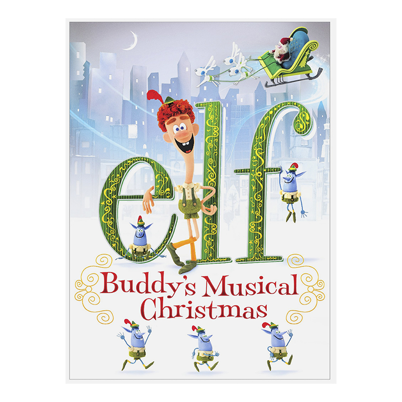 Elf: Buddy's Musical Christmas - DVD