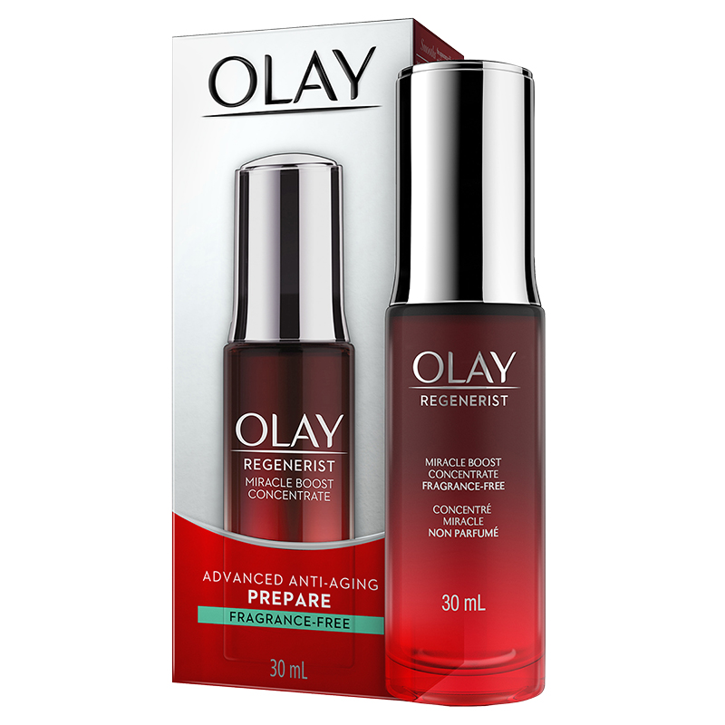 Olay Regenerist Miracle Boost Concentrate - Fragrance Free - 30ml