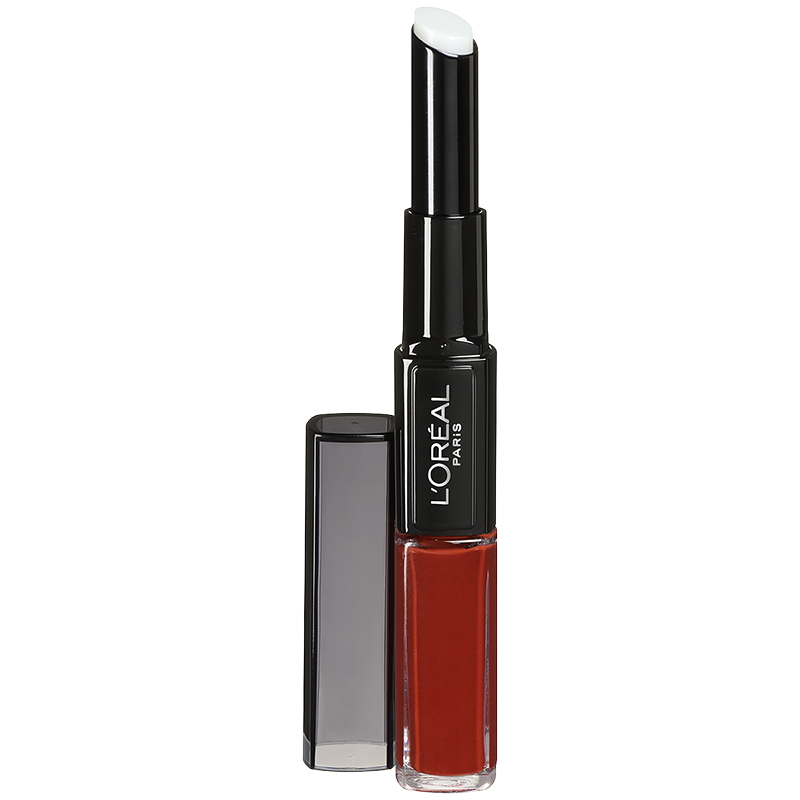 L'Oreal Infallible Two-Step Lipstick - Continual Crimson