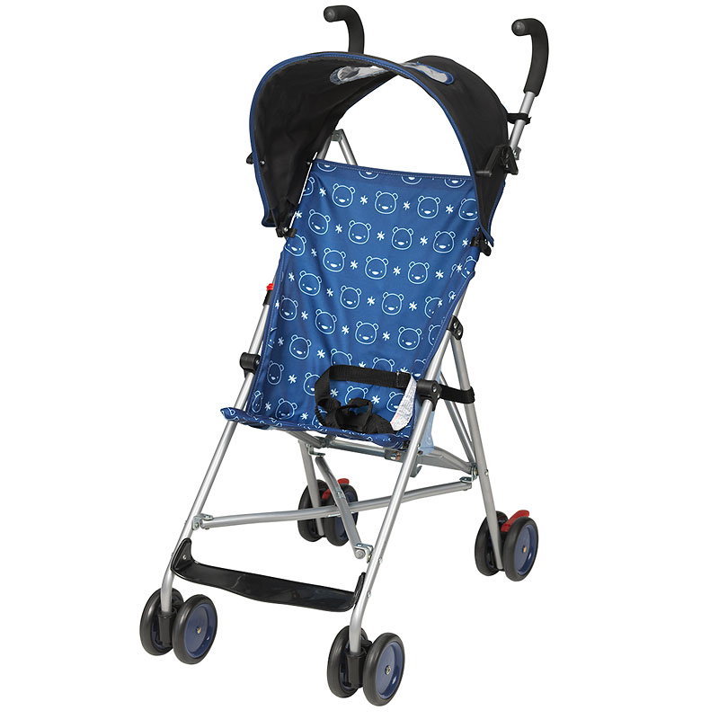 Bily Umbrella Stroller - Blue Bear - BSK910BB