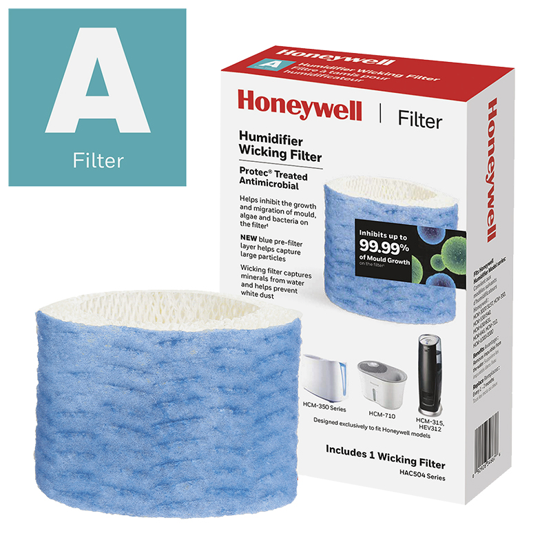 Honeywell Replacement Airwashing Humidifier Filter - HAC504AW