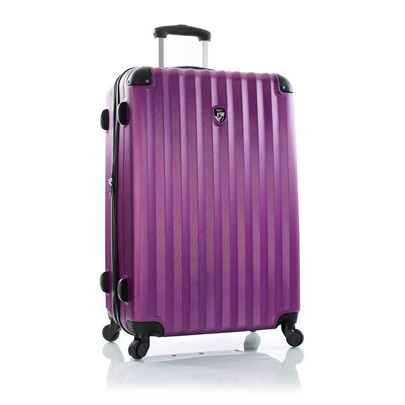 Heys Ridge Spinner Luggage - Purple - 30""
