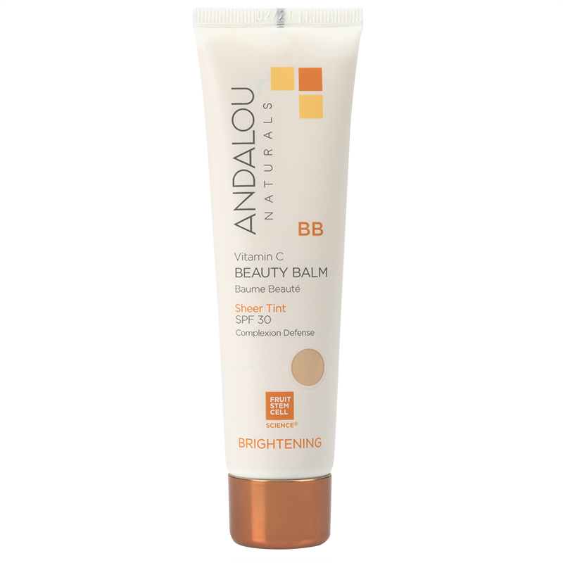 Andalou Naturals Vitamin C BB Beauty Balm Sheer Tint SPF 30 - 58ml