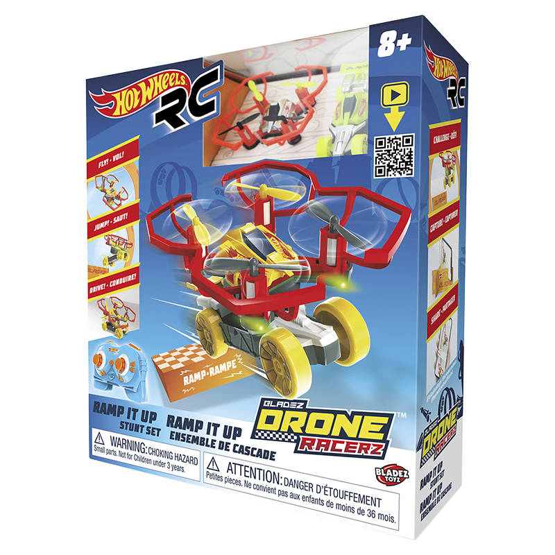 Hot Wheels Drone Racerz - Assorted