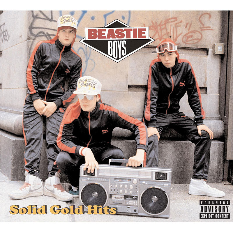 Beastie Boys - Solid Gold Hits - CD