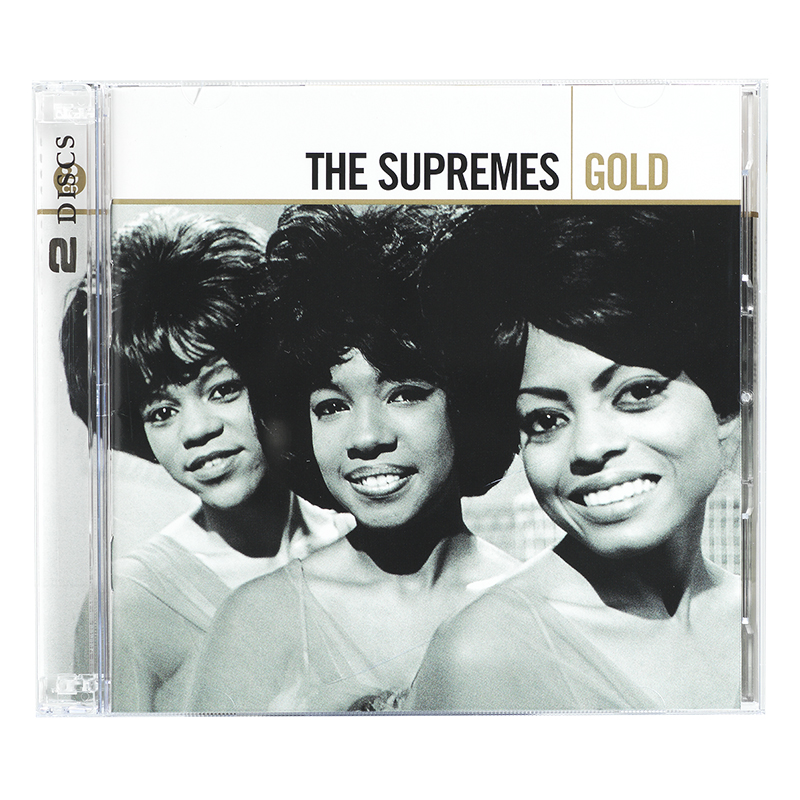 Supremes - Gold - CD