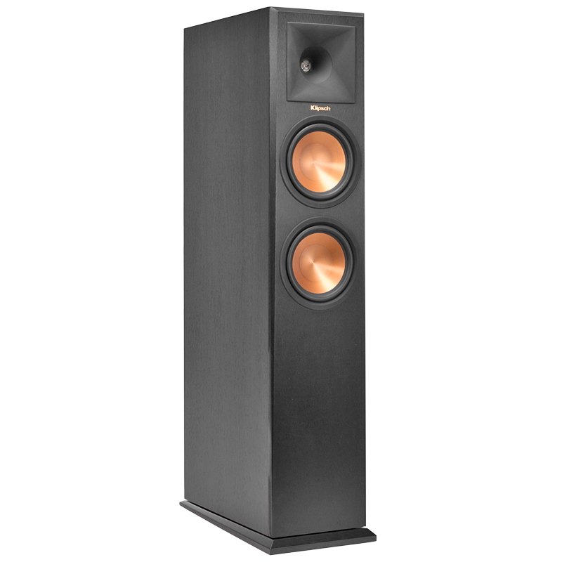 Klipsch Reference Premiere Floorstanding Tower Speaker - Each - RP260FB